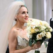 Vivienne Westwood fête les 10 ans de la robe de mariée de Carrie Bradshaw