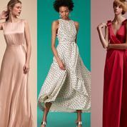 Trente robes d'invitée pour mariage très chic