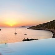Daios Cove, une parenthèse enchantée en mer Égée