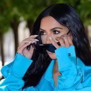 Kim Kardashian de retour à Paris pour la première fois depuis son agression