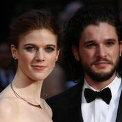 Kit Harington et Rose Leslie,