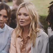 Victoria Beckham, Kate Moss, Lenny Kravitz… Défilé de stars à la Fashion Week homme de Paris