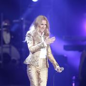 Quand Céline Dion partage un moment de complicité avec ses jumeaux
