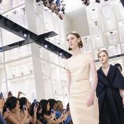Défilé Christian Dior automne-hiver 2018-2019 Couture