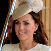 Des photos du baptême de Kate Middleton refont surface