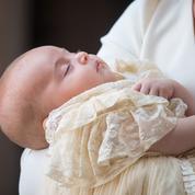 Les photos du baptême du prince Louis