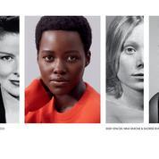 Lupita Nyong'o et Saoirse Ronan égéries du nouveau parfum de Calvin Klein