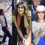 Melania Trump, Tom Cruise, Emmanuel Macron : la semaine people