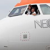 Easyjet souhaite recruter plus de femmes pilotes