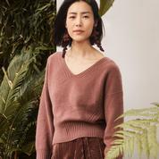 Des pulls en cachemire recyclé dans la première collection automne-hiver d'H&M Conscious