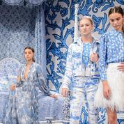 Défilé Alice + Olivia by Stacey Bendet printemps-été 2019 Prêt-à-porter