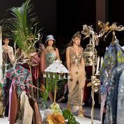 Défilé Anna Sui printemps-été 2019 Prêt-à-porter