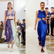 Défilé Marina Moscone printemps-été 2019 Prêt-à-porter