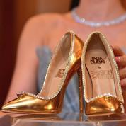 Les chaussures les plus chères au monde en vente (pour une grosse poignée de dollars) à Dubaï