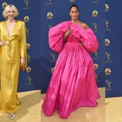 Scarlett Johansson, Penélope Cruz, Gwendoline Christie... Les robes et looks les plus mémorables des Emmy Awards 2018