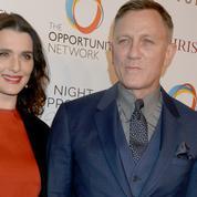 Rachel Weisz et Daniel Craig, parents d'une petite fille