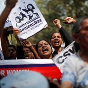 La difficile émergence du mouvement #MeToo en Inde