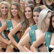 Une Miss libanaise déchue de son titre après une photo avec sa concurrente israélienne