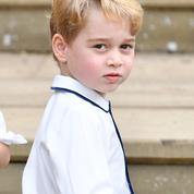 Le prince George fait de la danse classique et