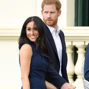 L'intrigante bague noire au doigt du prince Harry
