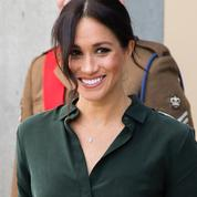 Meghan Markle attend son premier enfant