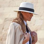 Melania Trump affirme être la femme la plus