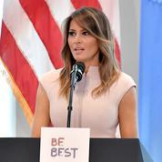 Pour Melania Trump, les femmes agressées sexuellement doivent