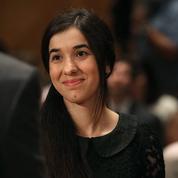 Nadia Murad, ex-esclave de Daech devenue porte-parole des Yazidis en Irak