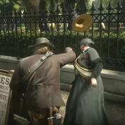 La vidéo d'un joueur s'acharnant contre une féministe dans