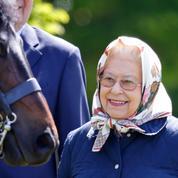 À 92 ans, la reine Elizabeth II monte encore à cheval