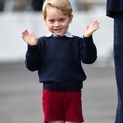 Le vilain défaut du prince George à l'approche de Noël
