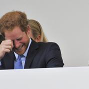 Les irrésistibles fous rires de la famille royale