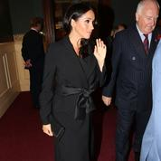Les collants chair, le cauchemar mode de Meghan Markle ?
