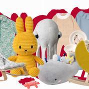 Quarante idées de cadeaux de Noël pour les bébés
