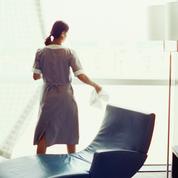 Les grands hôtels new-yorkais équipent désormais leurs employées pour les protéger
