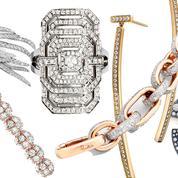 Diamants : le nouvel engouement pour les bijoux pavés