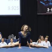 L'explosive choré d'une gymnaste américaine récolte un 10 et 21 millions de vues