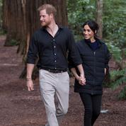 Une photo du discret cottage de Meghan et Harry à la campagne