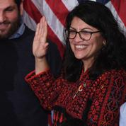 Congrès américain : Rashida Tlaib a prêté serment en dishdasha, une robe traditionnelle palestinienne