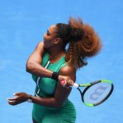 Le collant résille de Serena Williams à l'Open d'Australie