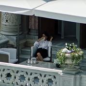 Aure Atika, héroïne d'un film publicitaire de Ridley Scott pour Turkish Airlines