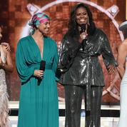 Michelle Obama, Alicia Keys, Lady Gaga : les looks les plus extravagants des Grammy Awards