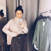 Les selfies en cabine d'essayage : la tendance étrange sur Instagram
