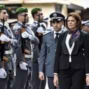 Raya Haffar El-Hassan, la première femme ministre de l'Intérieur du Liban