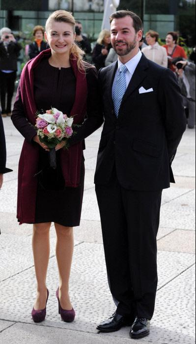 Royal mariage au Luxembourg - photo 1