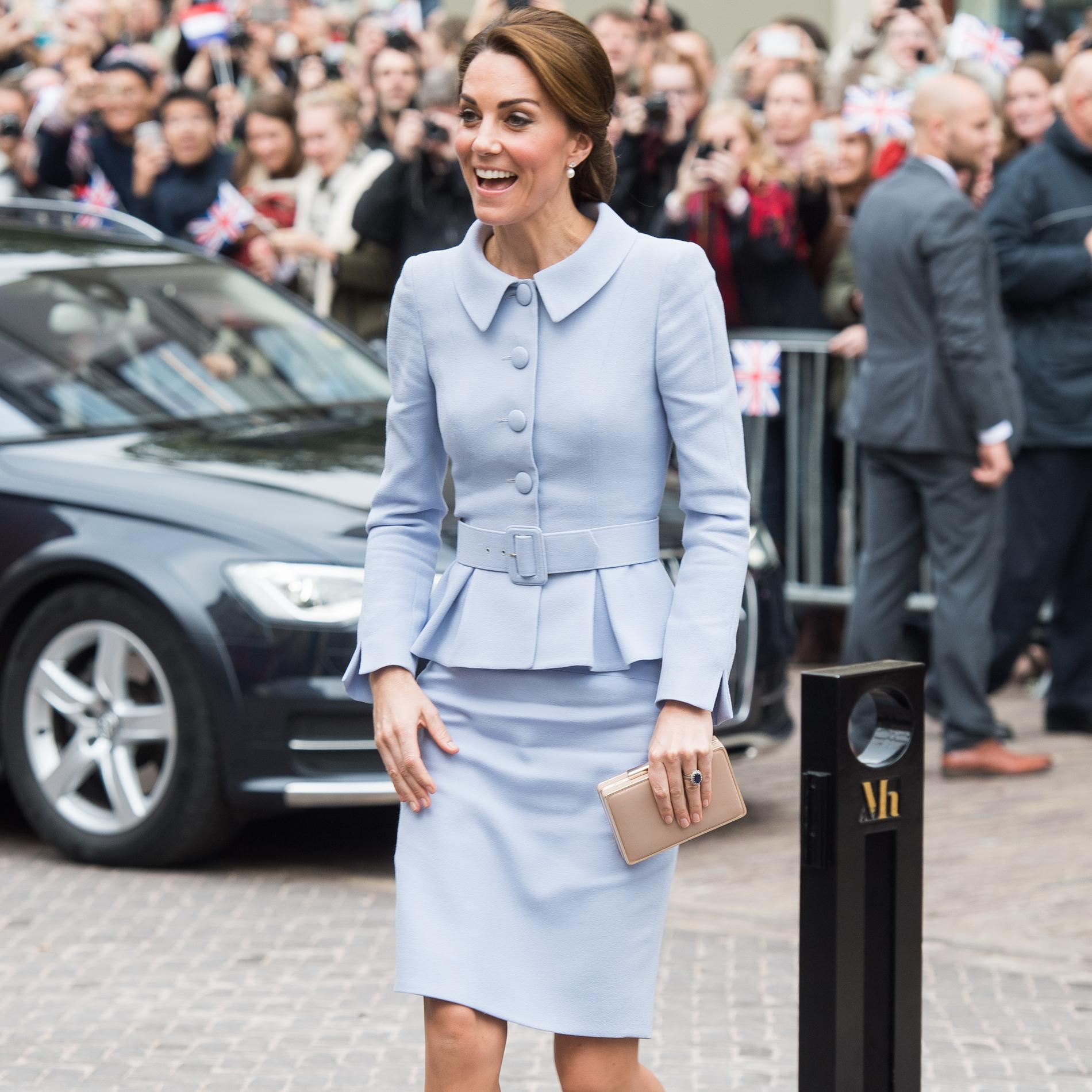 Kate Middleton aux Pays-Bas