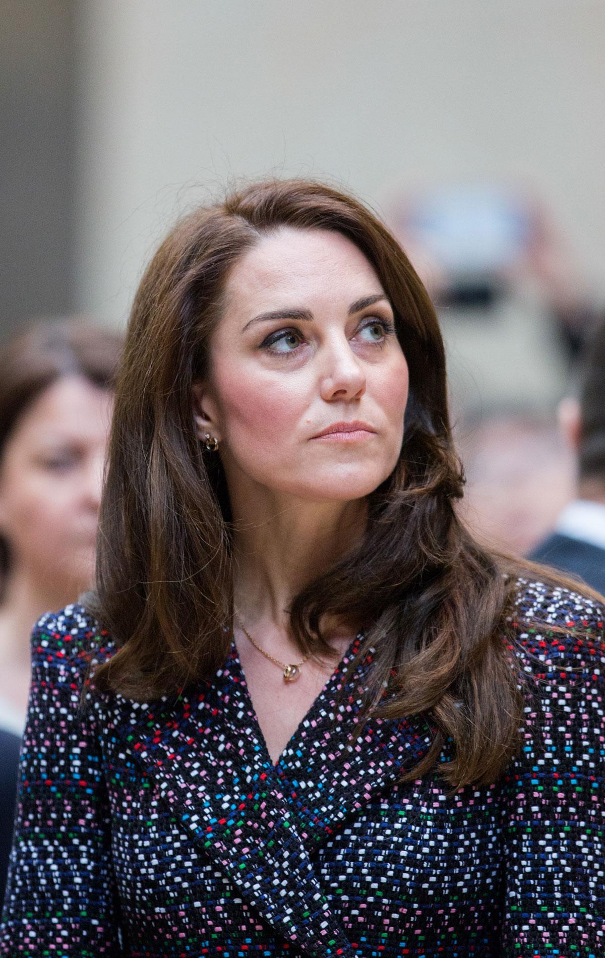 Kate Middleton partage son émotion de mère après l'attentat de Londres