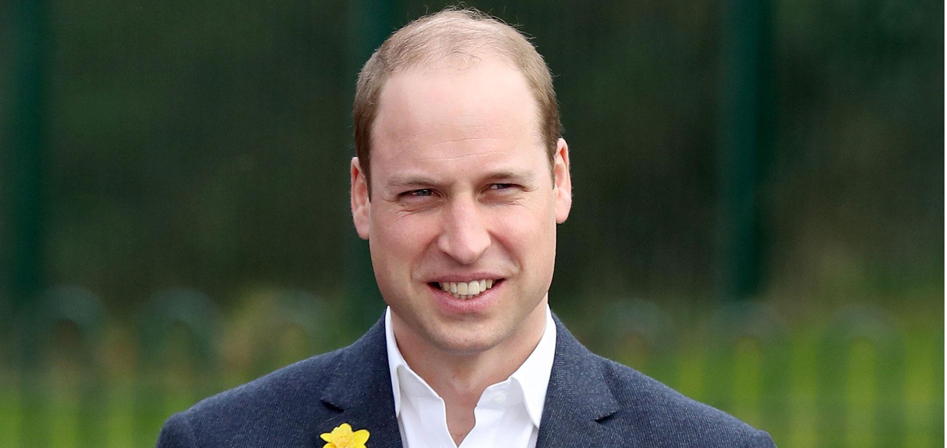 Les vacances du prince William au ski, en très bonne compagnie