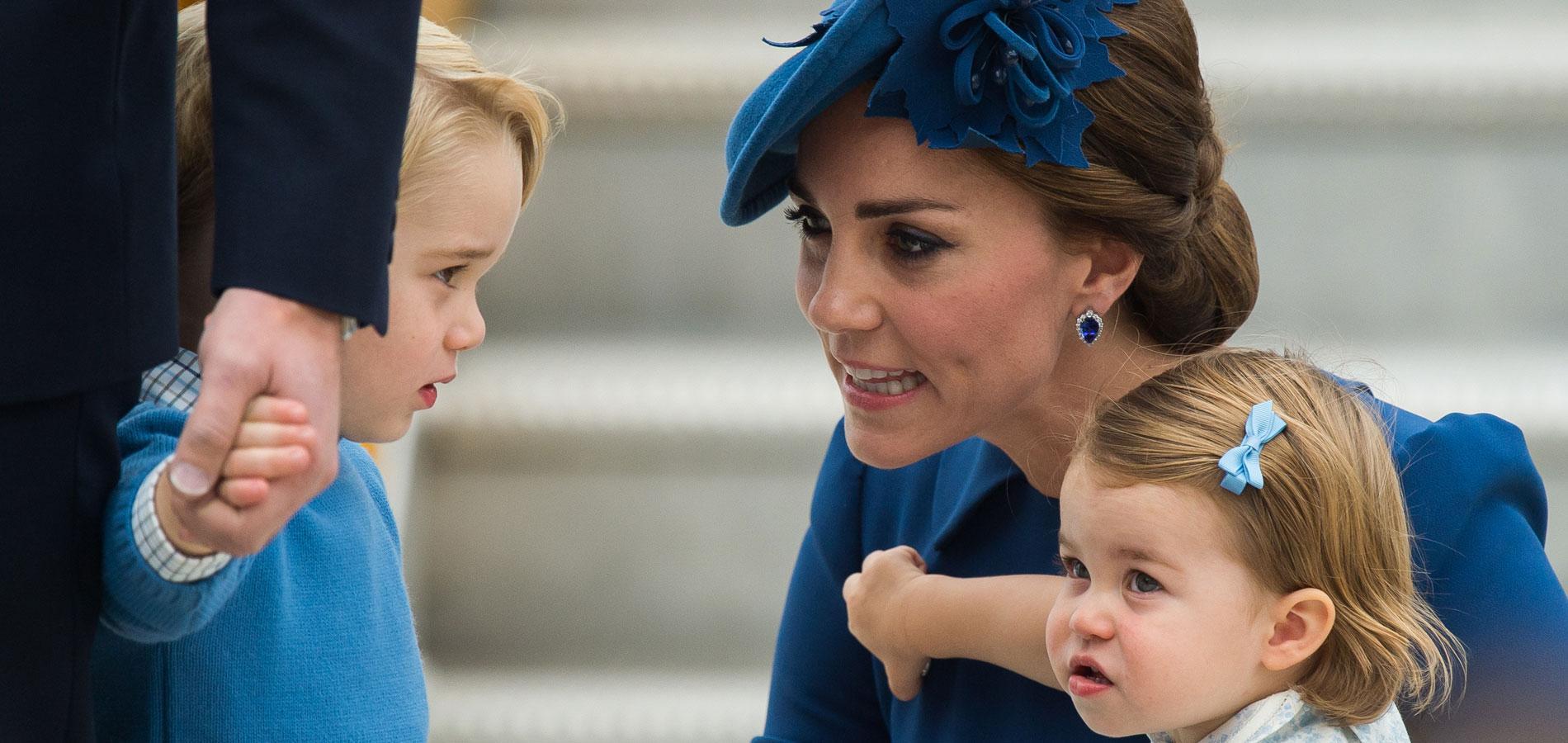Mariage de Pippa Middleton : la princesse Charlotte et le prince George seront bien enfants d'honneur
