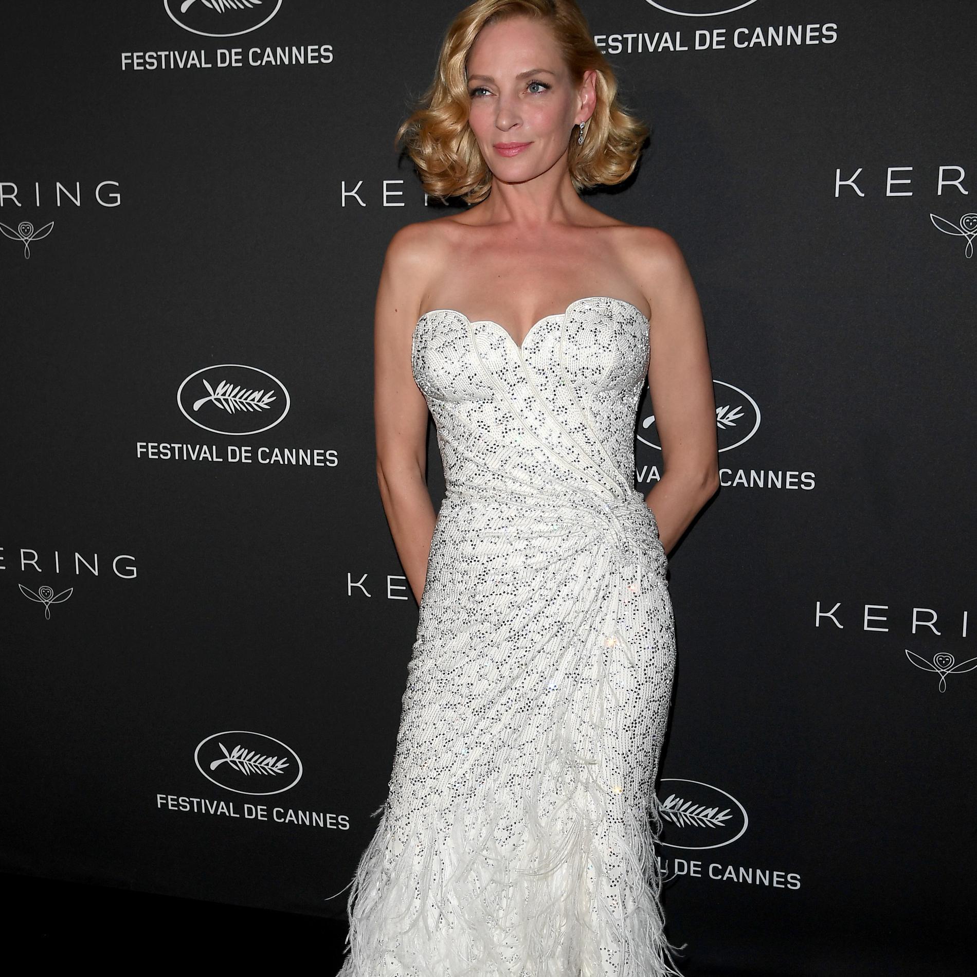 En images, la soirée Kering Women in Motion (Cannes, 21 mai 2017).